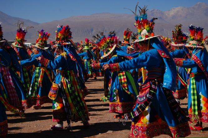 Andean festivel