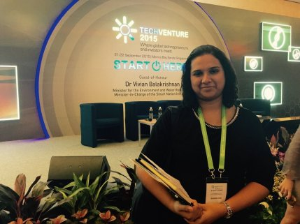 Media partners @ TechVenture 2015