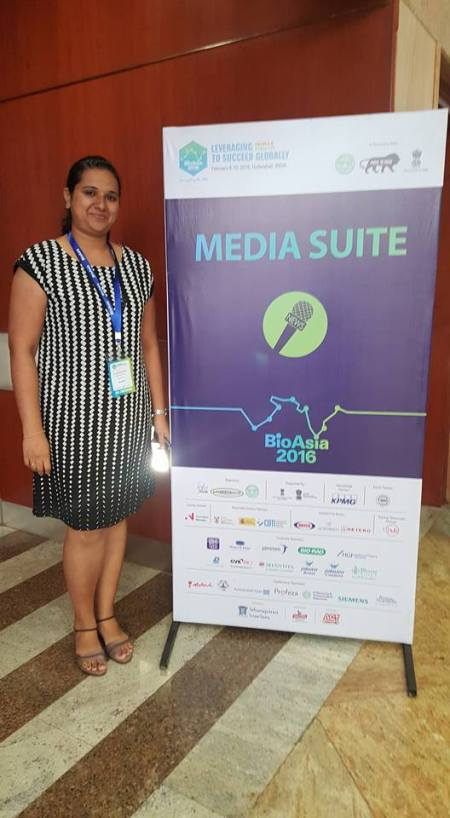 Media partners at BioAsia 2016