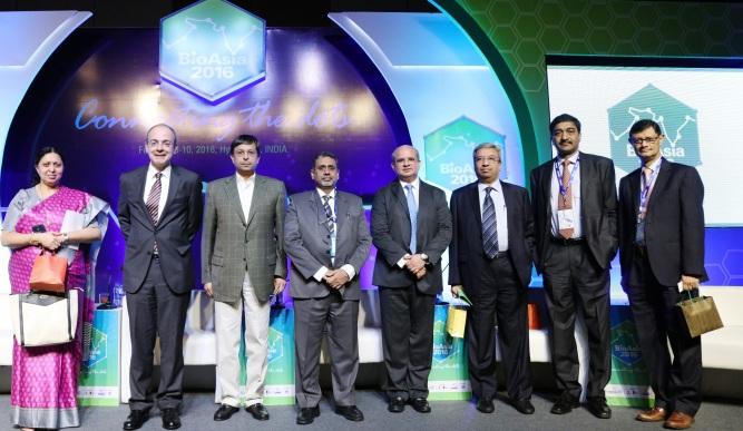 BioAsia 2016 CEO Conclave - Day 2 of BioAsia 2016