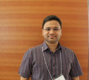 UW–Madison postdoctoral fellow Pratik A. Lalit