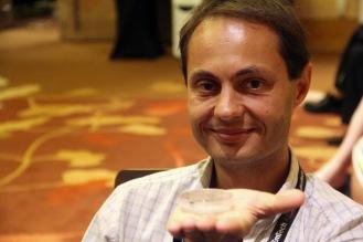 Dr. Antony Evans (Credit: biotechin.asia)