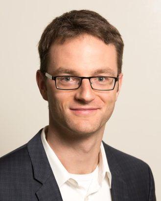 Scientist Jonas Muller