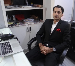 Nilesh Aggarwal, Co Founder, EMediNexus