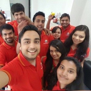 The team at Hindustan Wellness