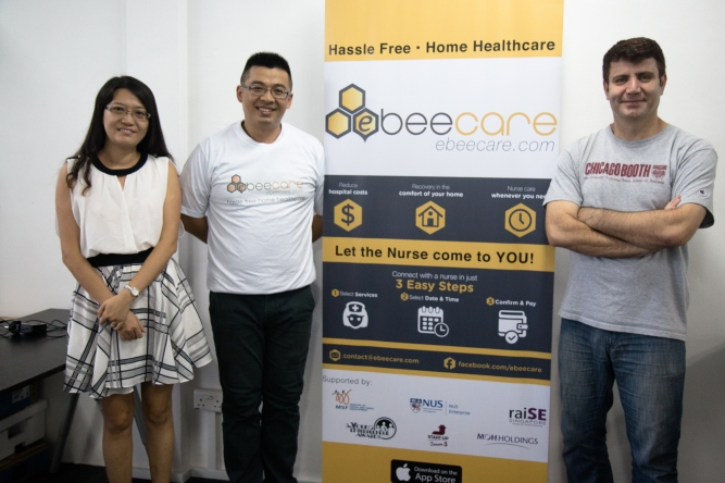 eBeeCare Group Photo